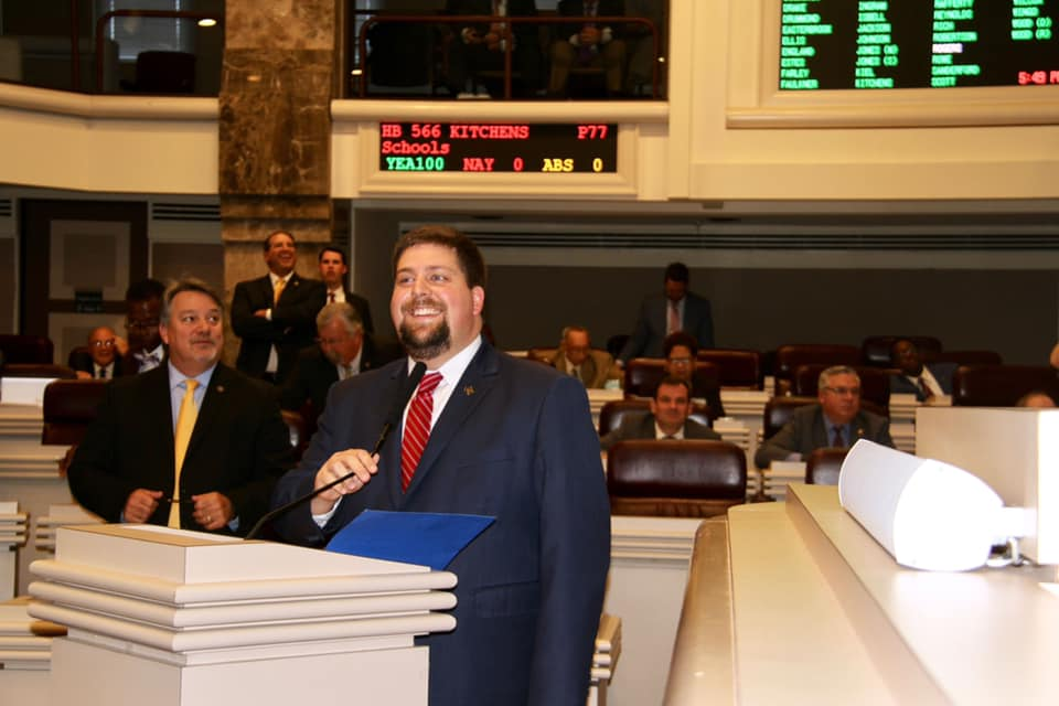 rep-wes-kitchens-to-help-lead-pre-k-initiative-in-alabama